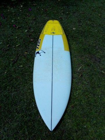 """Prancha de surf 5.8"""" TBS 27 litros - Foto 4"""