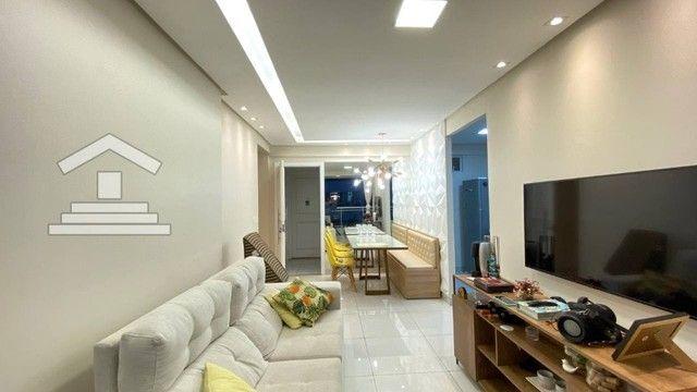 AB326 - Apartamento com 02 quartos/piso porcelanato/ projetados - Foto 4