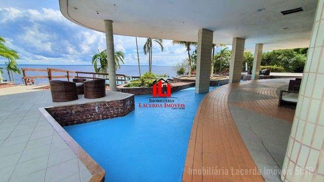 Flat Mobiliado com Vista p Rio no Tropical Hotel 6 Andar - Foto 3