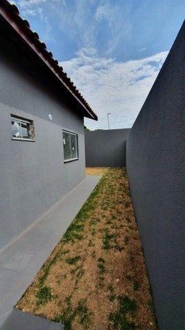 Linda Casa Nova Lima com 3 Quartos com Quintal - Foto 9