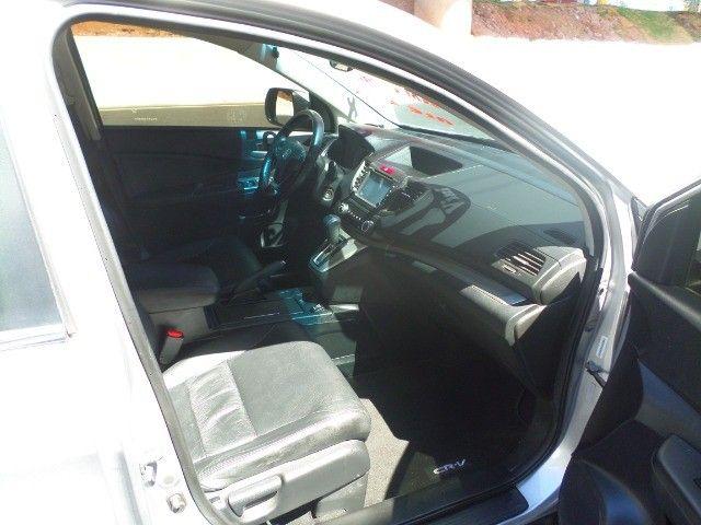 Honda Cr-V Lx 2.0 Automática 2012/2012 - Foto 7