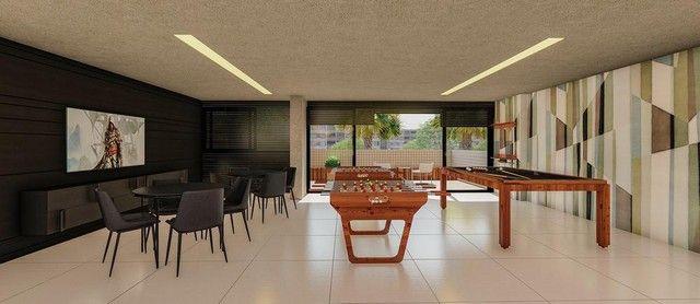 Edíficio Aquarius com Apartamento de 1 quarto e sala na Ponta Verde - Foto 9