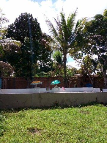 Alugo casa mobiliada com piscina  - Foto 2