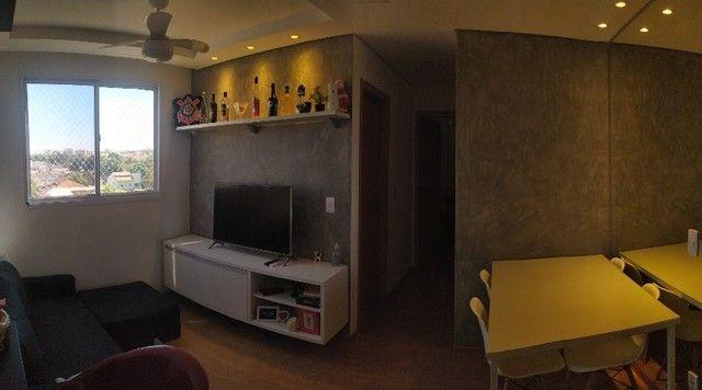 Apartamento Condominio Chapada das Oliveiras Planejado e Mobiliado - Foto 18