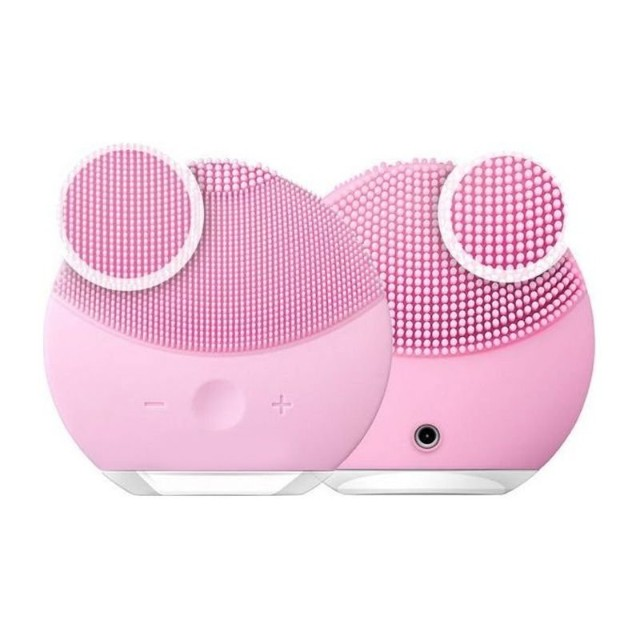 Esponja Escova Elétrica Massagem Limpeza Facial Recarregável - Foto 4