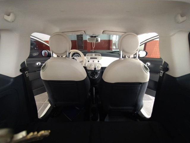 Fiat 500 cult 2012 automático - Foto 6