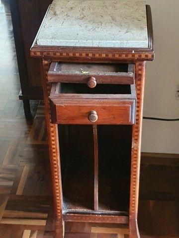 Mesinha para telefone vintage - Foto 2