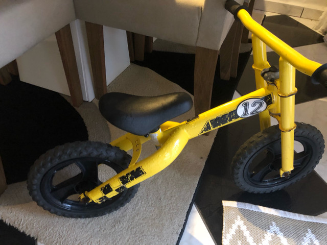 Bicicleta infantil de equilíbrio sem pedal !!!