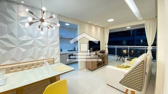 AB326 - Apartamento com 02 quartos/piso porcelanato/ projetados - Foto 5