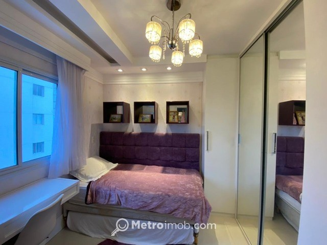 Apartamento com 3 quartos à venda, 131 m² por R$ 1.000.000 - Calhau - mn - Foto 4