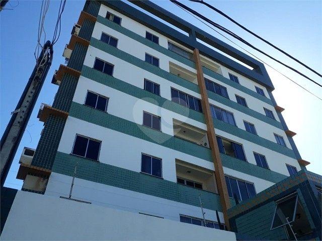 Apartamento à venda com 3 dormitórios em José de alencar, Fortaleza cod:REO391159