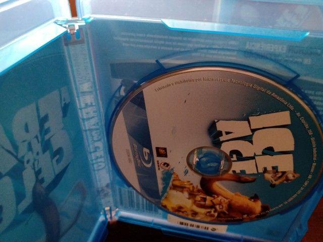 Coleção BLUE Ray a era do gelo 4 BLUE Ray - Foto 4