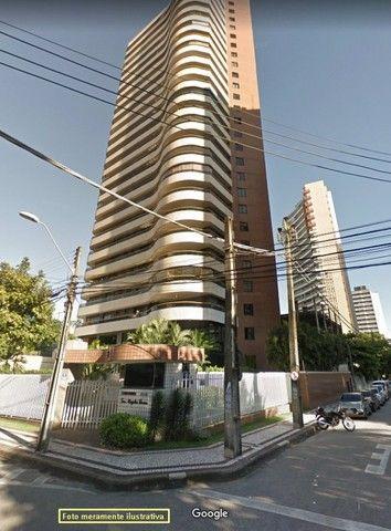 Apartamento com área de 399m² /4 vagas de garagem - Aldeota - Fortaleza/CE - Foto 2