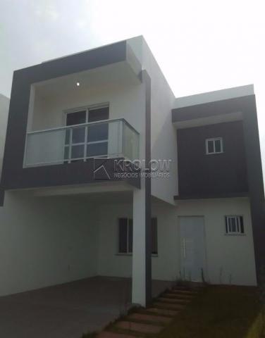 Casa com 3 dormitórios sendo 1 suíte