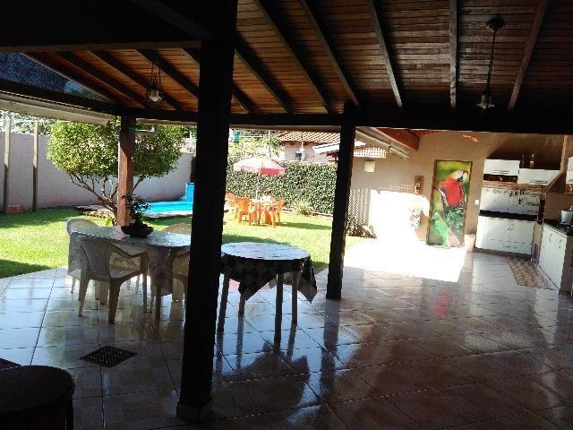 Casa-Vila Sobrinho- Belíssima Área de Lazer piscina com cascata, hidro e aquecida