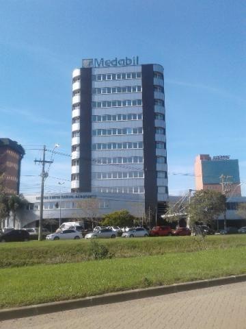 Escritório para alugar em Anchieta, Porto alegre cod:CT1875