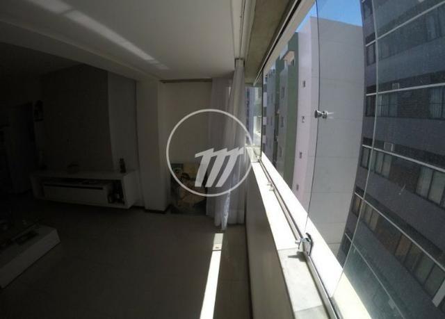 Apartamento com 125 m², 3/4 (sendo 02 suítes), na Ponta Verde. REF: C4052 - Foto 6