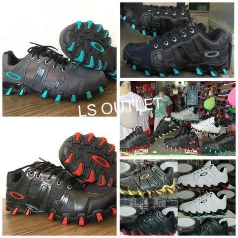 fd0434611 Tênis Oakley oferta  99 reais - Roupas e calçados - Cj Hab J M Filho ...