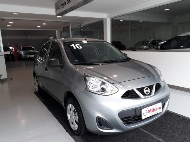 Nissan March 1.0 S 15/16 - ÚNICO DONO