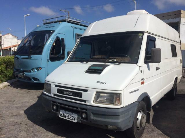 Motor Home Iveco