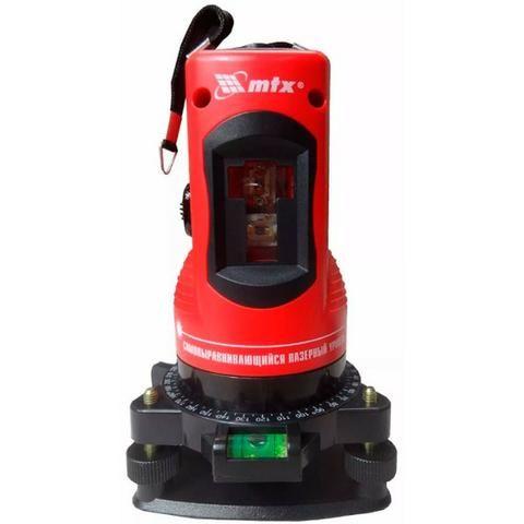 Nível Laser Giratório Com Tripé Profissional - Mtx 350339 - Foto 2