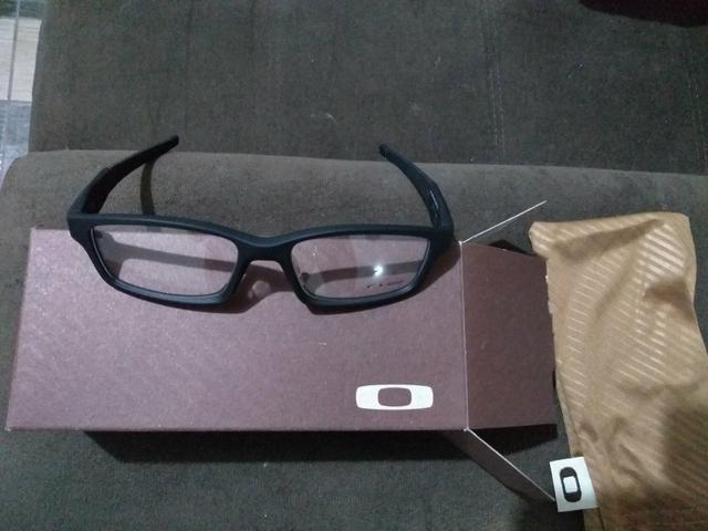 Óculos Oakley Cross Link Preto - Bijouterias, relógios e acessórios ... 62a806abcc