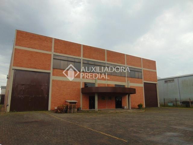 Galpão/depósito/armazém para alugar em Cruzeiro, Cachoeirinha cod:277304