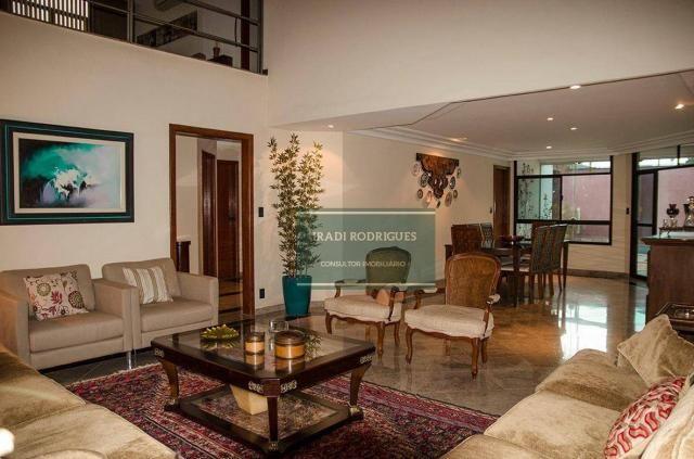 Casa com 4 dormitórios à venda, 380 m² por r$ 2.500.000 - mata da praia - vitória/es - Foto 3