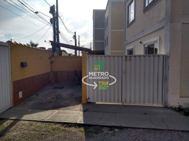 Apartamento térreo com 2 dormitórios à venda, 48 m² por r$ 140.000 - enseada das gaivotas  - Foto 4