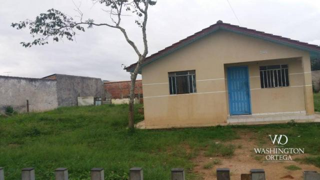 Terreno à venda, 1062 m² por r$ 450.000,00 - borda do campo - são josé dos pinhais/pr - Foto 5