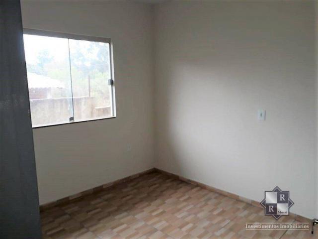 Casa com 2 dormitórios para alugar, 72 m² - São Cristovão - Três Barras/SC - Foto 5