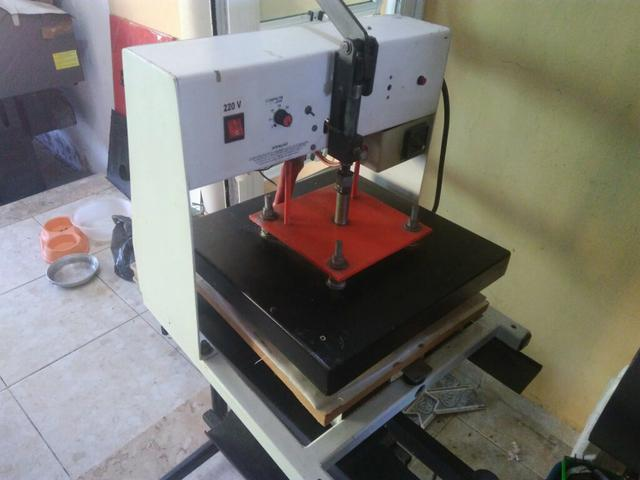 f26ac7ab5 Prensa térmica Compacta Print - Equipamentos e mobiliário ...