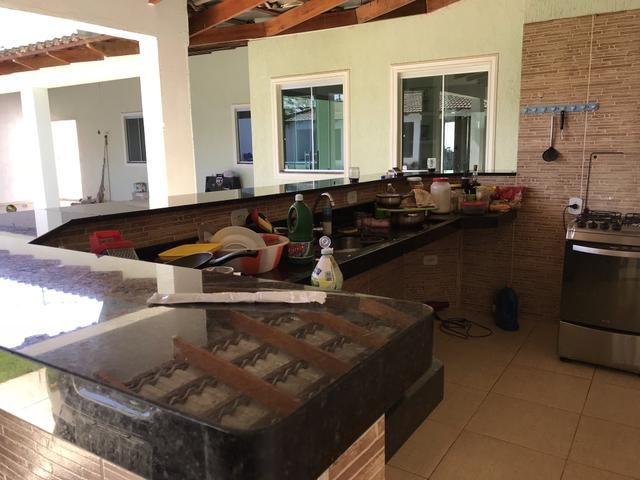 Linda casa de 3 qts, suíte em Condomínio Fechado de Sobradinho - Foto 10