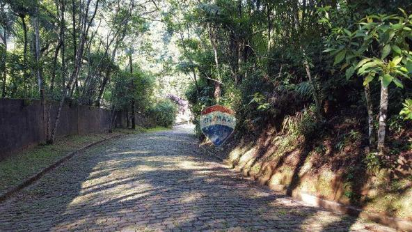Terreno residencial à venda, Carlos Guinle, Teresópolis - TE0017. - Foto 5