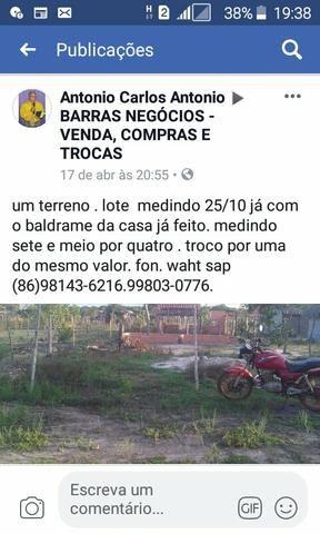 Em barras Piauí