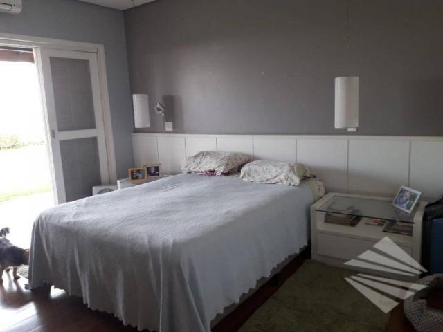 Casa com 4 dormitórios para alugar, 550 m² por r$ 7.000/mês - chácaras cataguá - taubaté/s - Foto 8