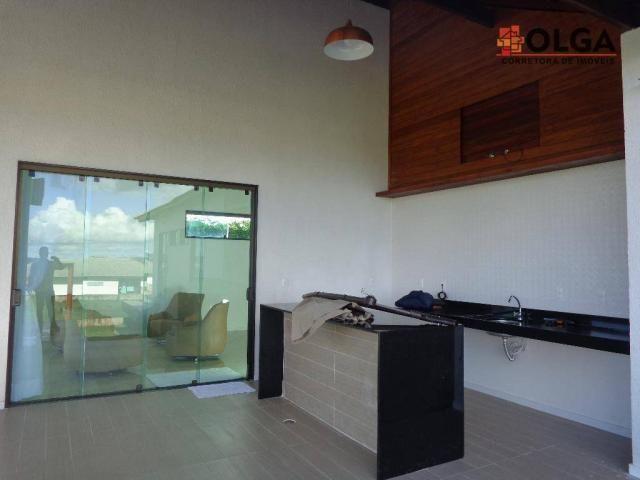 Casa em condomínio de alto padrão, à venda - Gravatá/PE - Foto 11
