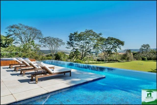 Magnifica mansão no Condomínio Quinta da Baroneza com 12.000m² em Bragança Paulista - Foto 3