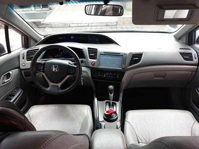 Honda Civic 1.8 LXS 16V - 2014 - Foto 4