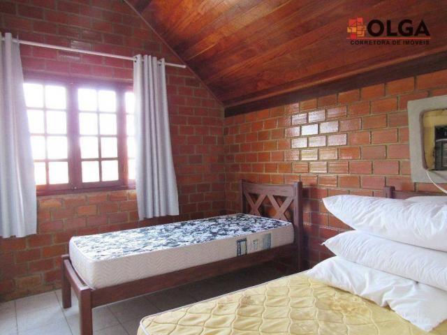 Casa de condomínio com 4 dormitórios, 140 m² - gravatá/pe - Foto 17