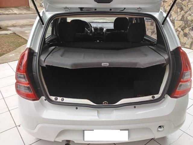 Sandero 2013 expression 1.0,impecável,90mkm,pneus novos,manual e chave copia - Foto 10