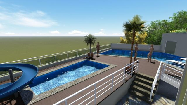 Lançamento residencial Villeneve parcelas a partir de R$ 599,00 - Foto 3