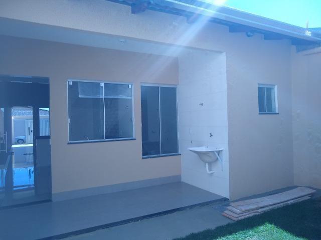 Casa 3/4 sendo uma suite, Residencial Flamingo - Foto 7