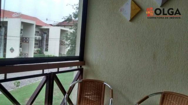 Flat residencial mobiliado à venda, Gravatá - PE - Foto 13