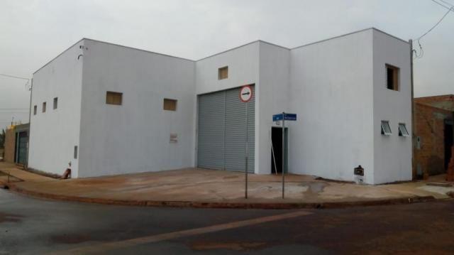 Galpão/depósito/armazém para alugar em Jardim esplanada, Sertãozinho cod:14634