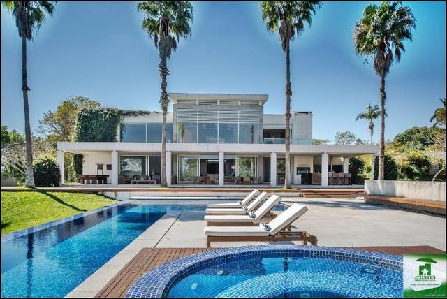 Magnifica mansão no Condomínio Quinta da Baroneza com 12.000m² em Bragança Paulista