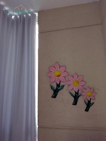 Apartamento à venda com 2 dormitórios em Morada de laranjeiras, Serra cod:4278
