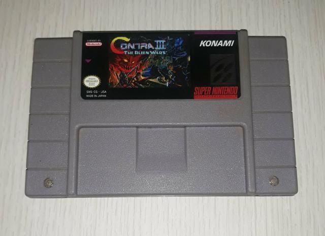 Contra 3/ Super Nintendo
