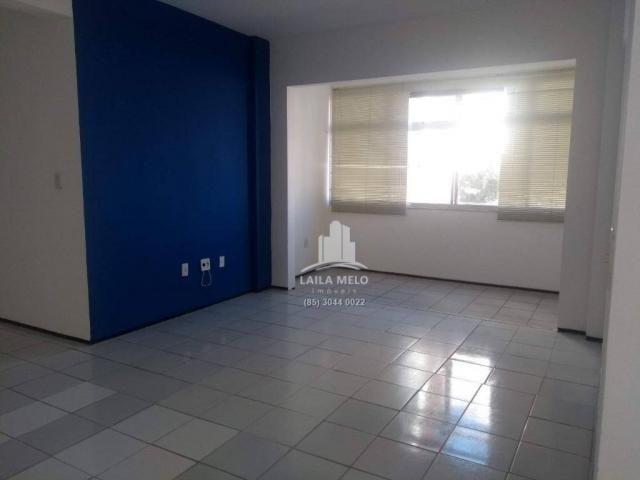 Apartamento com 3 dormitórios à venda, 120 m² por r$ 420.000 - meireles - fortaleza/ce - Foto 5