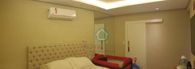 Lindo apartamento planejado de 3 quartos no jd dos estados - Foto 8